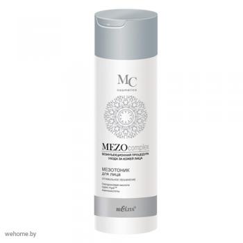 MEZOcomplex МезоТОНИК для лица Оптимальное увлажнение