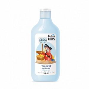 Belita Kids для мальчиков 3-7 лет. Гель-пена для ванны Бухта приключений