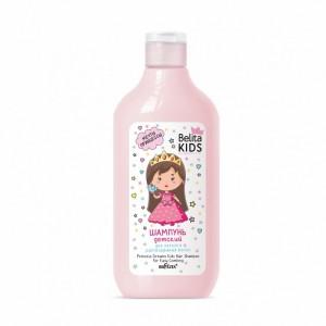Belita Kids для девочек 3-7 лет. Шампунь для легкого расчесывания волос Мечты принцессы