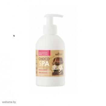 ChocoSPA. Professional Body Care Крем для тела «Белый шоколад» с маслом какао-бобов